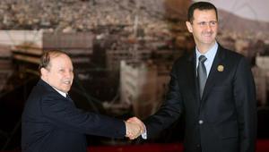 في زيارة رسمية لدمشق.. وزير جزائري يؤكد دعم بلاده لنظام بشار الأسد