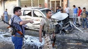 """مقتل وجرح العشرات في تفجير بحي """"الكاظمية"""" شمال بغداد"""