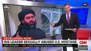 """إدانة أم سياف أرملة كبار قياديّ داعش بعد أسرها رهينة أمريكية كانت """"مملوكة جنسيا"""" للبغدادي"""
