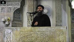 القوات العراقية تؤكد قصف موكب أبوبكر البغدادي.. وحالته الصحية غير معروفة