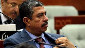 خالد محفوظ بحاح رئيس الحكومة اليمنية المكلف