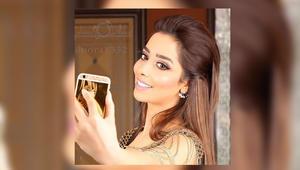بالصور.. الفنانة بلقيس تكشف عن عقد قرانها على رجل أعمال في جدة