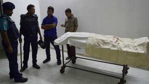 مقتل مدون علماني وإصابة ثلاثة آخرين في بنغلادش... في خامس حادثة هذا العام