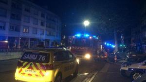فرنسا: مقتل 13 شخصا بحادث انفجار وحريق بحانة في نورماندي