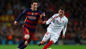 برشلونة يواجه إشبيلية في كأس السوبر الإسباني