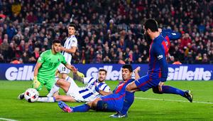 """برشلونة يلتقي سوسيداد والريال ضيفا على خيخون قبل """"الكلاسيكو"""""""