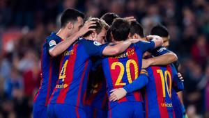 """برشلونة تحت المجهر قبل """"كلاسيكو إبريل"""" الحاسم"""