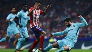 برشلونة  يتعادل مع أتلتيكو مدريد ويفقد أول نقطتين في الدوري