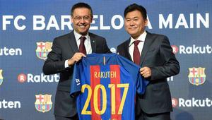 """برشلونة يستبدل """"إنترنت اليابان"""" بـ""""طيران قطر"""""""