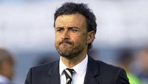 """لويس إنريكي مدرباً لبرشلونة لموسمين خلفاً لـ""""تاتا"""""""