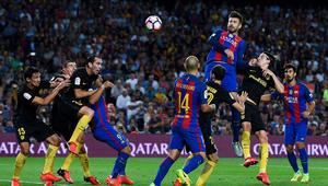 برشلونة يطمح لمداواة جراحه أمام أتلتيكو في الكأس