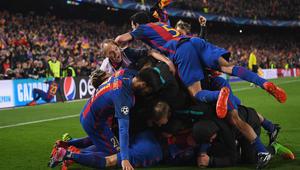 """5 أسباب ادت لحدوث """"معجزة برشلونة"""" أمام باريس سان جيرمان"""