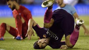 سيلتا يهزم برشلونة برباعية ثانية ويحرمه من الصدارة