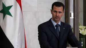 صورة أرشيفية للرئيس السوري بشار الأسد