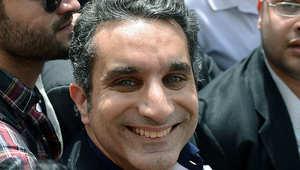 الإعلامي المصري الساخر باسم يوسف