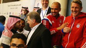 بايرن ميونيخ: أخطأنا بمواجهة الهلال السعودي ونندد بالعقوبة العنيفة المسلطة على رائف بدوي