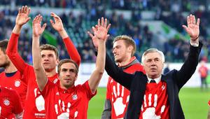 هل سيكون لقب الدوري الألماني كافيا لبقاء انشيلوتي مع بايرن ميونخ؟