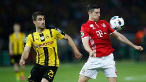 البايرن ودورتموند يدشنان الموسم الألماني بلقاء السوبر