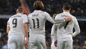 هل يفعلها ريال مدريد ويتخلى عن خط هجومه ؟