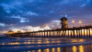 هكذا تعيش سحراً خيالياً على شواطئ كاليفورنيا