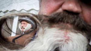 بالصور.. أغرب الشوارب واللحى من أنحاء العالم في مسابقة دولية بالنمسا