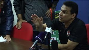 """الكاف يهدّد مدرب الأهلي المصري بالغرامة والإيقاف بسبب """"بي إن سبورت"""""""