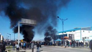 أعمال عنف بالجزائر احتجاجا على غلاء المعيشة
