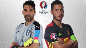 إيطاليا تصطدم ببلجيكا في أولى مبارياتها في اليورو