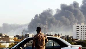 """مصر تنفي قيام طائراتها بقصف مواقع """"مليشيات إسلامية"""" في ليبيا"""