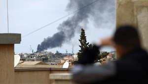 """تقارير ليبية بعد الغارات المصرية: طائرات """"مجهولة"""" تدمّر بيوتا وتقتل أطفالا ونساء بدرنة"""