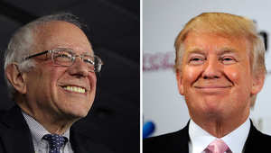 انتخابات نيوهامشر التمهيدية تقلب الموازين: ترامب يفوز عن الحزب الجمهوري وساندرز يهزم كلينتون