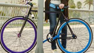 بالصور.. أول دراجة هوائية غير قابلة للسرقة
