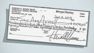 رفض طلب تعويض طلاق يزيد عن مليار دولار لزوجة عملاق للنفط