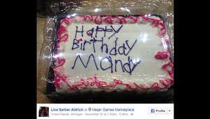 لماذا أحدثت هذه الكعكة ضجة عبر الإنترنت؟
