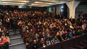 مهرجان مراكش السينمائي يتحدى ظلمة المكفوفين ويبيد العتمة عن خيالهم