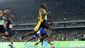 بولت يسجل تاريخا جديدا في الأولمبياد