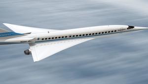 الخطوط اليابانية تستثمر بطائرة أمريكية خارقة السرعة