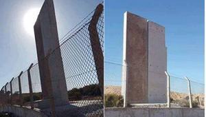 """الجزائر تبني جداراً عازلاً على الحدود مع المغرب لـ""""محاربة التهريب"""""""