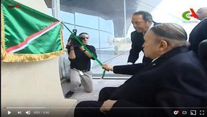 هدية من الصين.. بوتفليقة يدشّن أول دار أوبرا بالمنطقة المغاربية