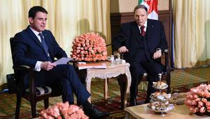 مجلس الأمة الجزائري يتهم رئيس الوزراء الفرنسي بالإساءة إلى بوتفليقة بعد نشر صورته مريضًا
