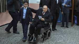 الوزير الأول الجزائري: بوتفليقة يشرُف شخصيًا ومباشرة على تسيير شؤون الدولة