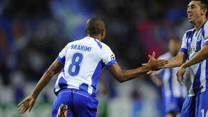 ليلة جزائرية مغربية خالدة في دوري أبطال أوروبا