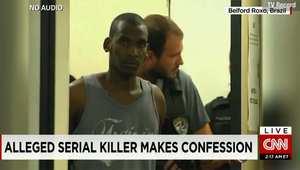 """اعترافات """"سفاح النساء"""" في البرازيل.. بدأ بالقتل في عمر الـ17 وعدد ضحاياه 39 فتاة"""