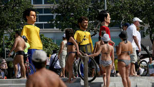 البرازيل تستعد لانطلاق كأس العالم