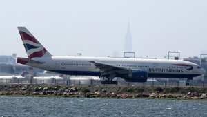 طائرة تعود أدراجها إلى المطار الذي انطلقت منه.. والسبب: نحلة