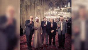 وجدي غنيم وقادة الإخوان يظهرون باسطنبول بعد إبعادهم من قطر.. ومدير مكتب القرضاوي السابق يعايد أردوغان
