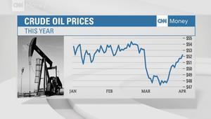 قفزة بأسعار النفط الخام بعد ضربة أمريكا ضد نظام الأسد