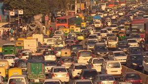 شاهد.. ازدهار صناعة السيارات في الهند