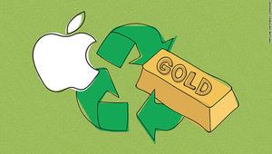 بالفيديو: آبل تسترجع أكثر من طن من الذهب من إعادة تدوير منتجاتها.. ما يعادل 40 مليون دولار
