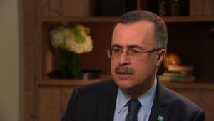 رئيس أرامكو لـCNN: طرح البورصة بـ2018 وواثقون من تقدير احتياطيات السعودية